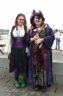 Conwy Pirate Festival helpers