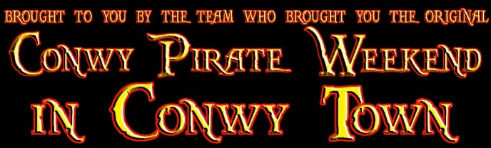 Home Page Title Conwy Pirate Festival
